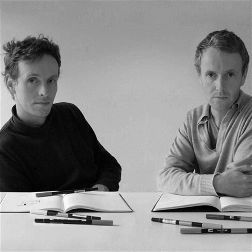 Designers at funktionalley ronan and erwan bouroullec - Erwan ronan bouroullec ...