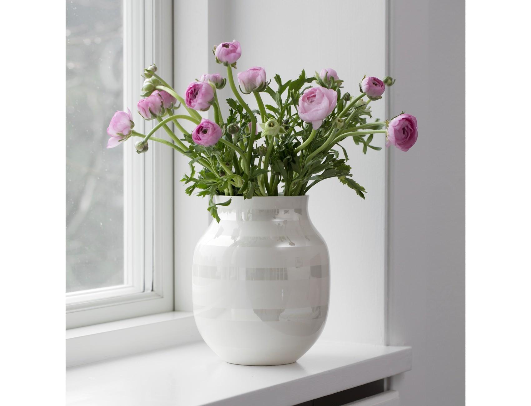 Kahler design omaggio vase mother of pearl new 2016 reviewsmspy