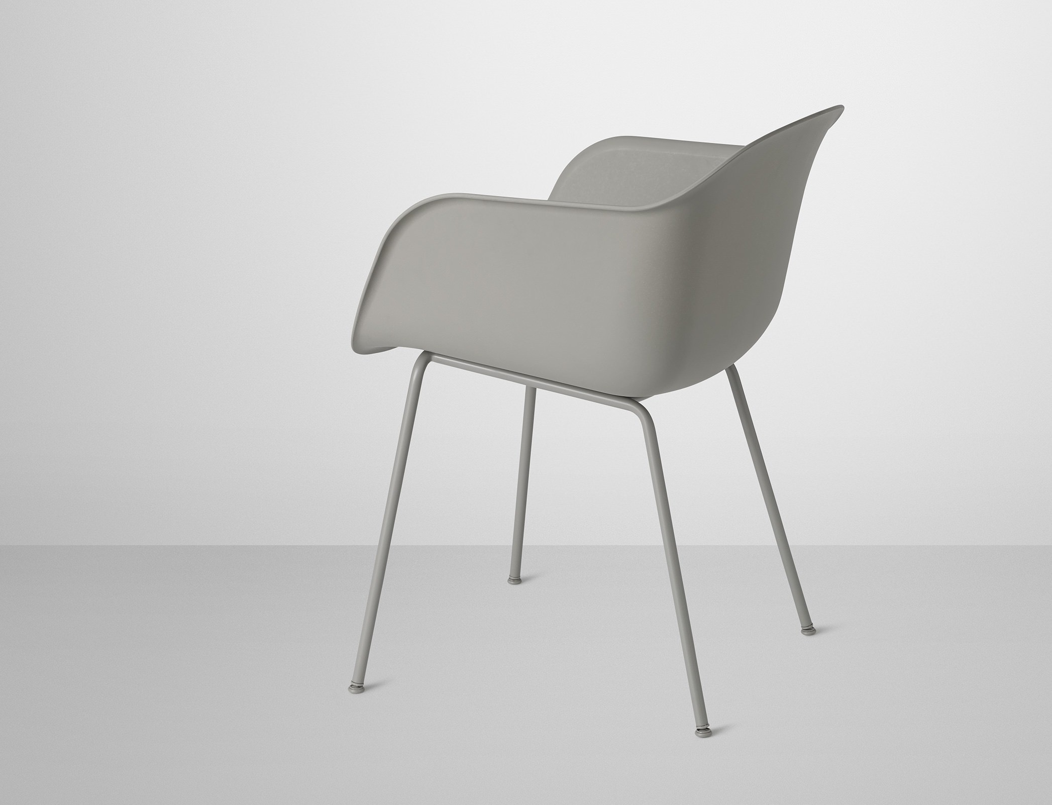 Muuto Fiber Chair Tube Base