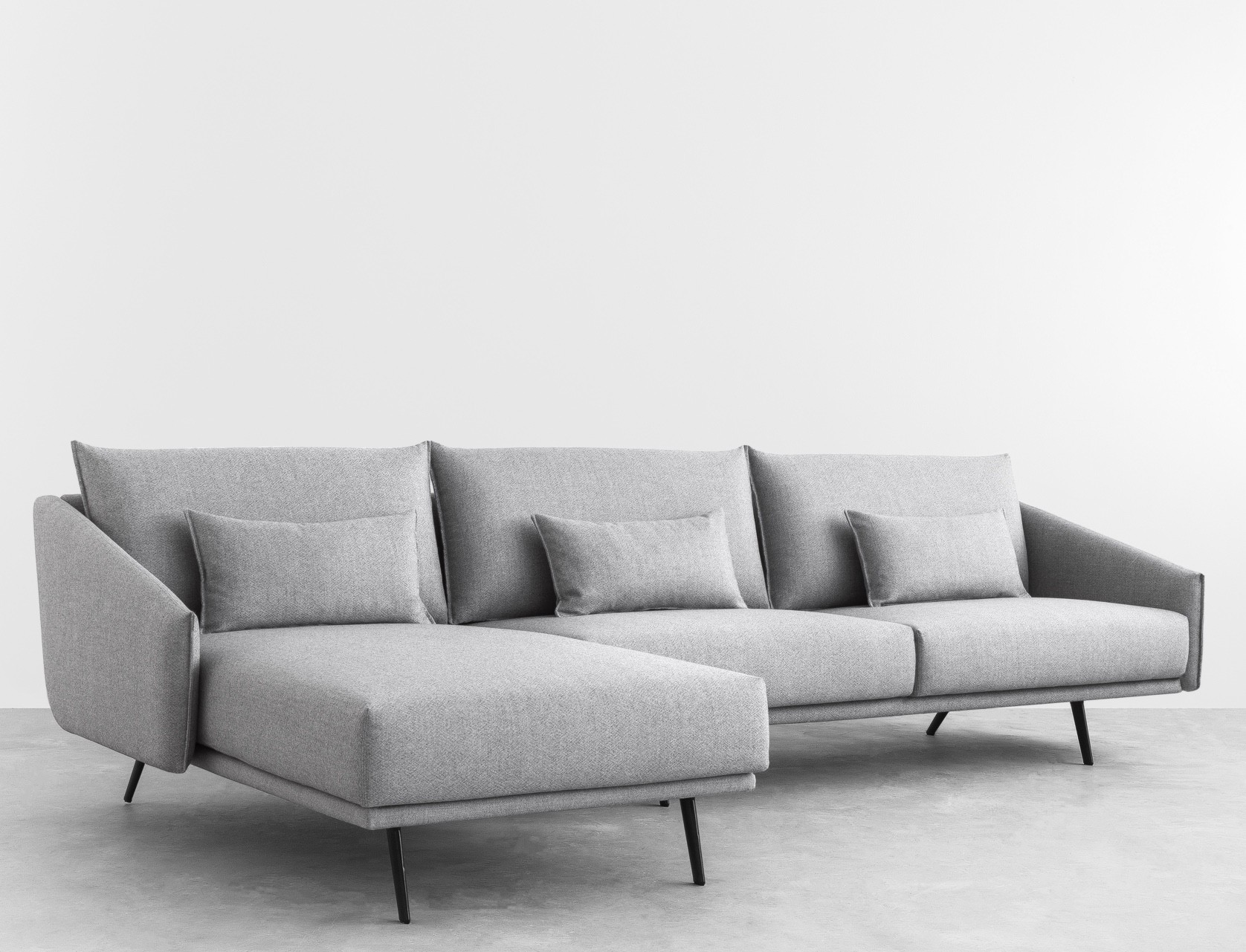 chaise longue sofa modern chaise longue sofas quality from boconcept thesofa. Black Bedroom Furniture Sets. Home Design Ideas