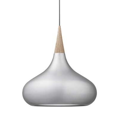 Fritz Hansen Orient Pendant Light - Aluminium