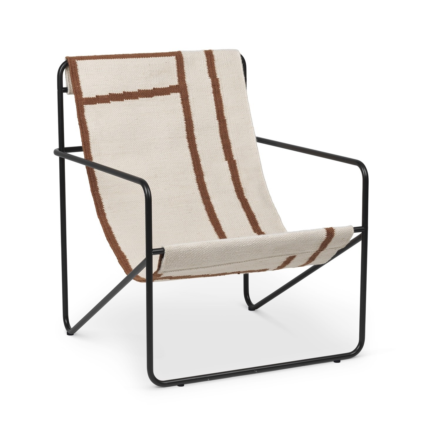 Ferm Living Desert Chair-Black / Shape