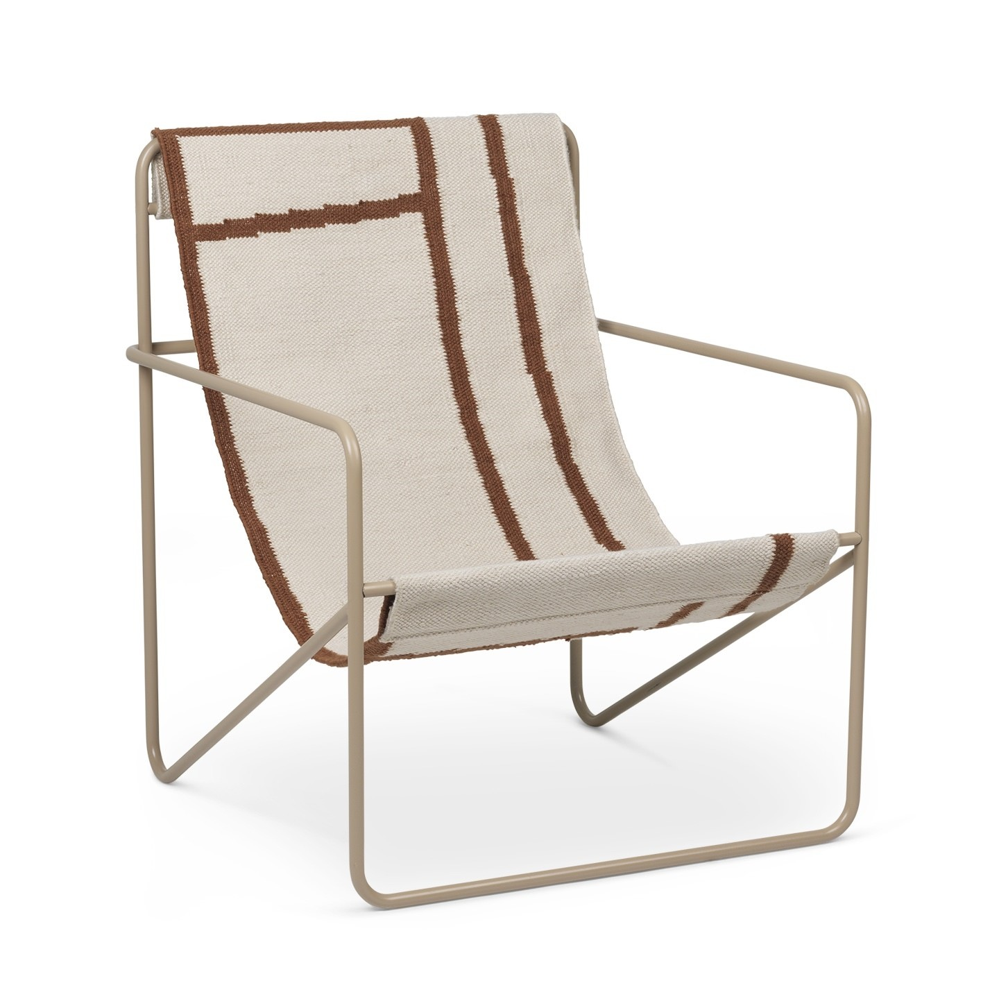 Ferm Living Desert Chair-Cashmere / Shape