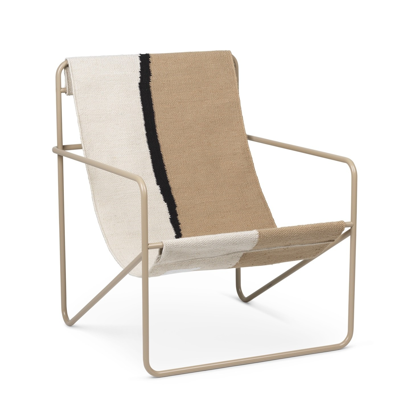 Ferm Living Desert Chair-Cashmere / Soil