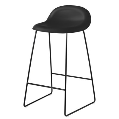 Gubi 3D Bar Stool Sledge Base