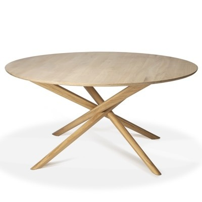 Ethnicraft Mikado Dining Table - Round