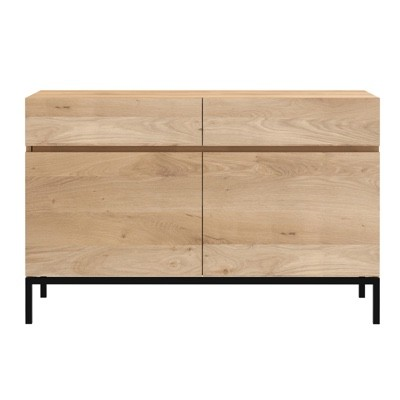 Ethnicraft Ligna Sideboard - Black