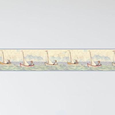 Boråstapeter Segelfärden Wallpaper Border