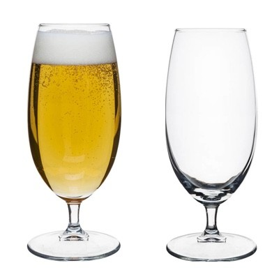 Sagaform Beer Glasses 2 Pack