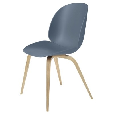 Gubi Beetle Chair Wood base