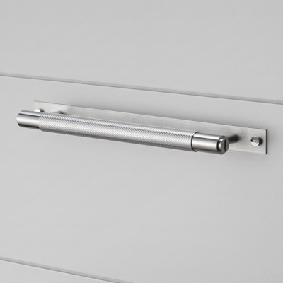 Buster + Punch Pull Bar Handle - Plate - Steel
