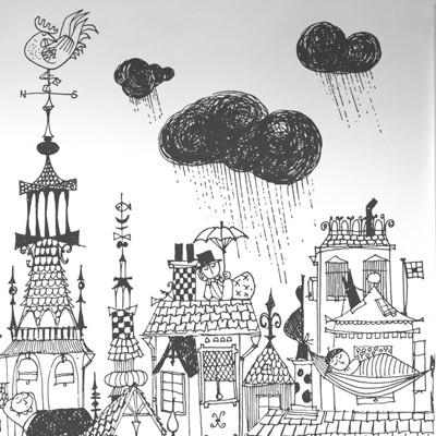 Boråstapeter Ingalunda Wallpaper