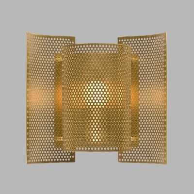 Northern Butterfly Wall Light - Perforated