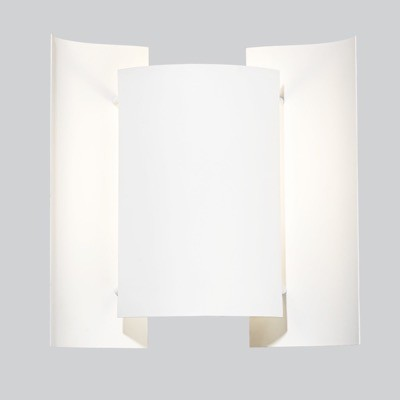 Northern Lighting Butterfly Wall Light