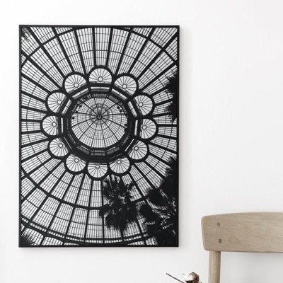 Coco Lapine Jardin D'hiver Poster