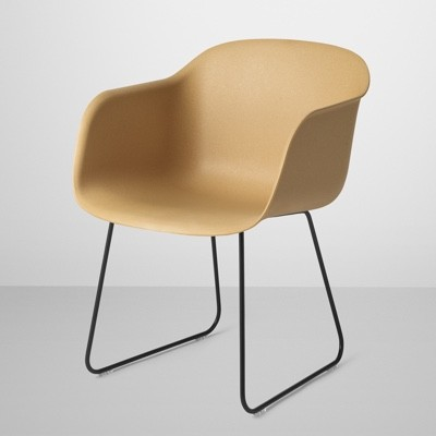Muuto Fiber Chair Sled Base