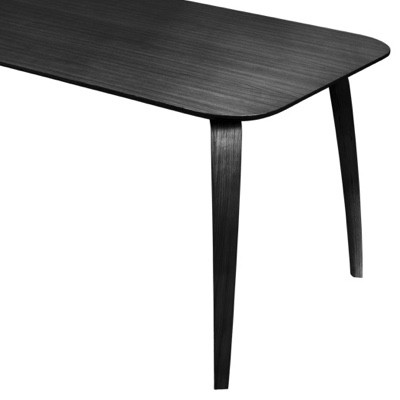 Gubi Dining Table - Rectangular