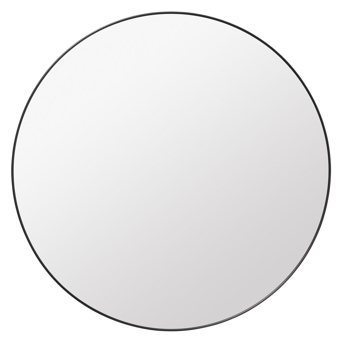 Gubi Mirror-Black