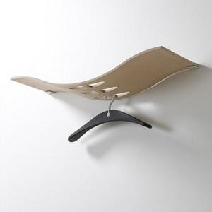Loca Hanx Hat Shelf & Coat Hanger