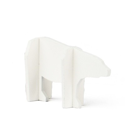 Design Ideas Hudson Polar Bear 8pk
