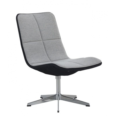 Swedese Kite Low back Swivel Chair