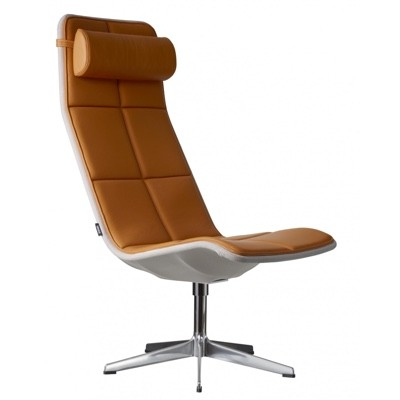 Swedese Kite High back Swivel Chair