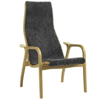 Swedese Lamino Chair Sheepskin