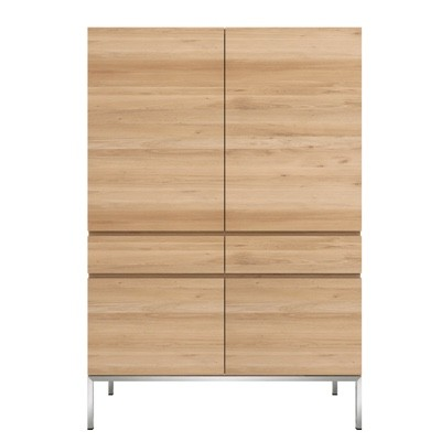 Ethnicraft Ligna storage cupboard