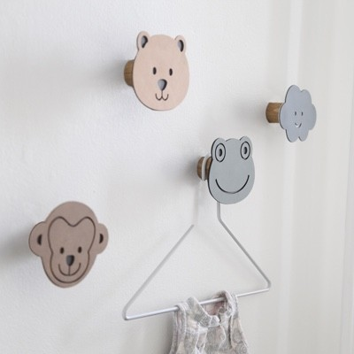 Lind DNA Kids Wall Dots 4 Pack