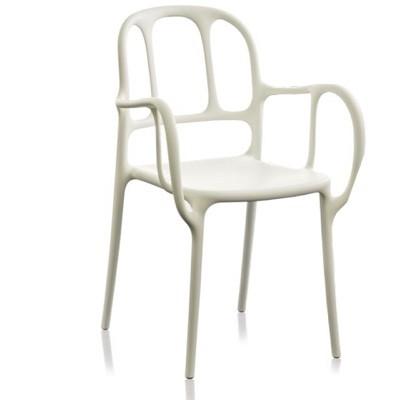 Magis Milá Chair-White