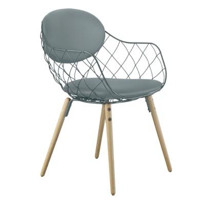 Magis Pina Chair - Steelcut