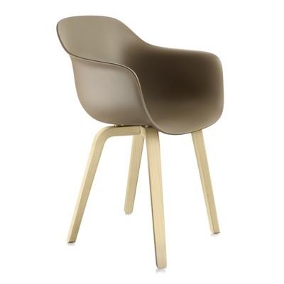 Magis Substance Arm Chair-Black/Black