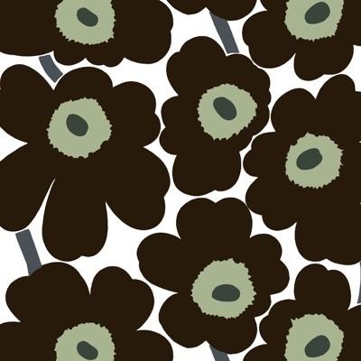 Marimekko Unikko Cotton Fabric