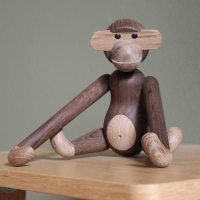 Kay Bojesen Monkey Oak & Smoked Oak