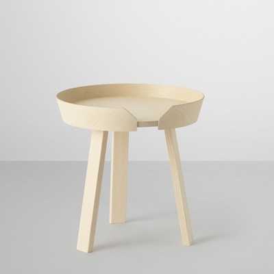 Muuto Around Small Coffee Table-Ash Clearance