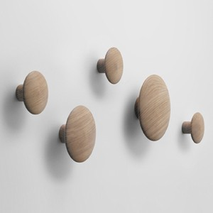 Muuto The Dots Family Coat Hooks