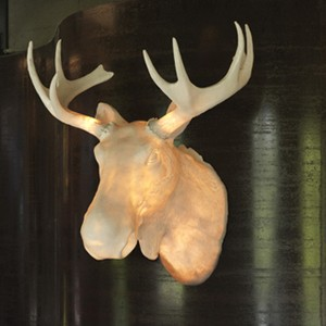 Northern Lighting Moo Wall Light