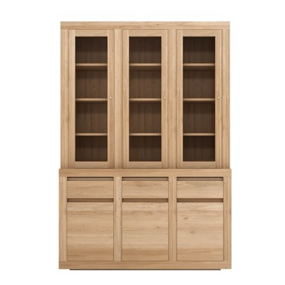 Ethnicraft Flat Cupboard