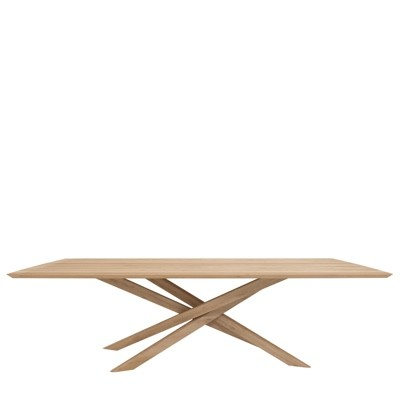 Ethnicraft Mikado Dining Table
