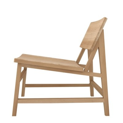 Ethnicraft N2 Lounge Chair