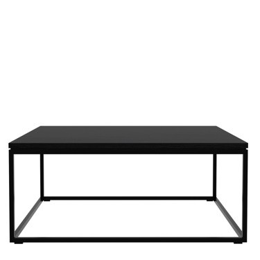 Ethnicraft Thin Black coffee table