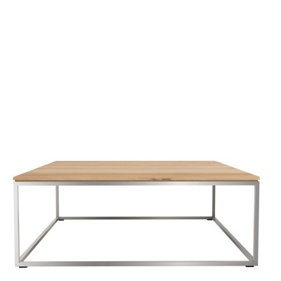Ethnicraft Thin Oak Coffee Table