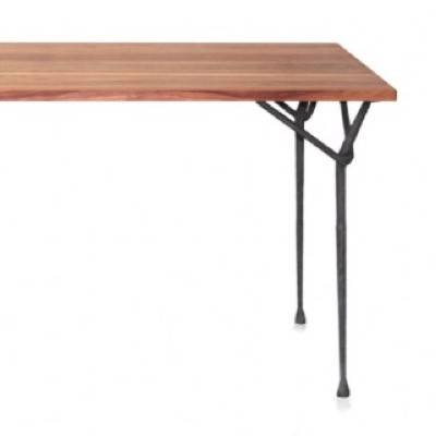 Magis Officina Table - Walnut