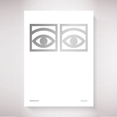 Olle Eksell Eyes of Cacao Poster
