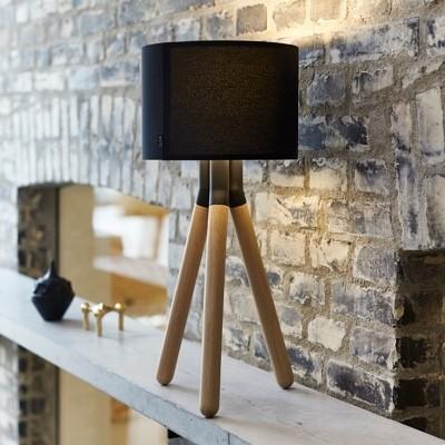 Darø Paso Wood Table Light