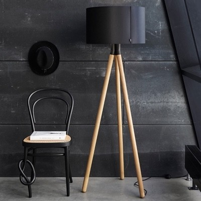 Darø Paso Wood Floor Light