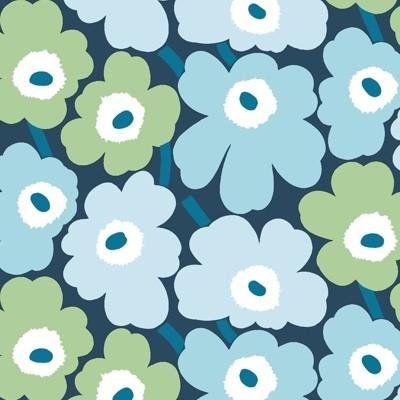 Marimekko Pieni Unikko Cotton Fabric