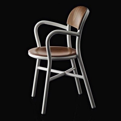 Magis Pipe Arm Chair