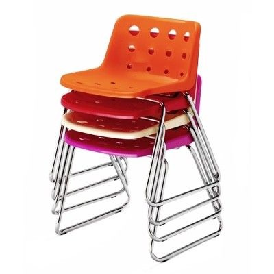 Robin Day Polo Chair Set of 4