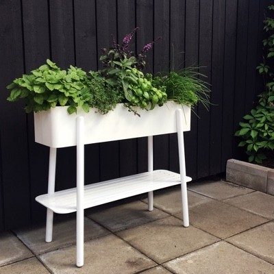 SMD Design Prunella Planter-White